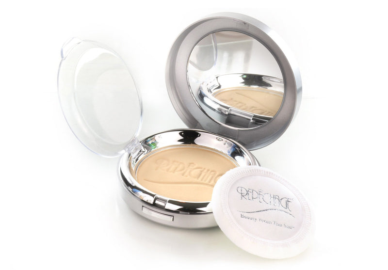 Perfect Skin Natural Finish Pressed Powder - Light