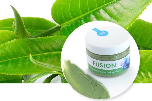 FREE FUSION™ Matchafina Cleansing Mask