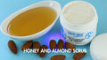 Honey and Almond Scrub