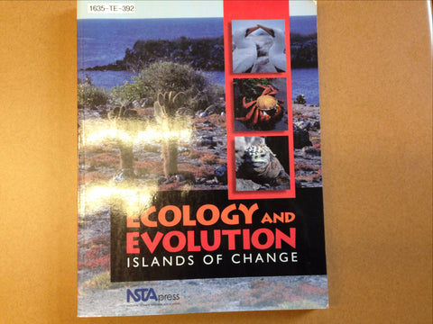 Ecology and Evolution: Islands of Change
