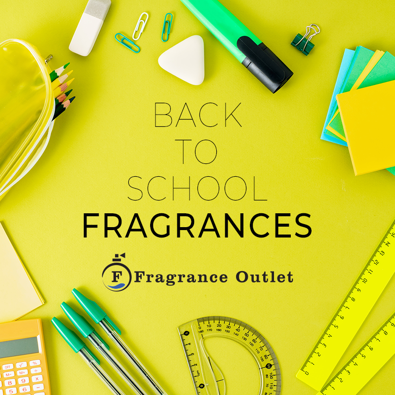 Back to School Fragrances