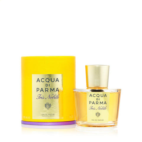 Iris Nobile Eau de Cologne Spray for Women by Acqua di Parma 3.4 oz.