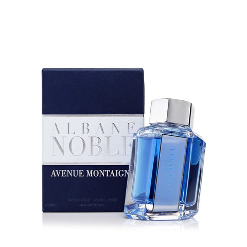Avenue Montaigne Eau de Parfum Spray for Men by Albane Noble 3.3 oz.