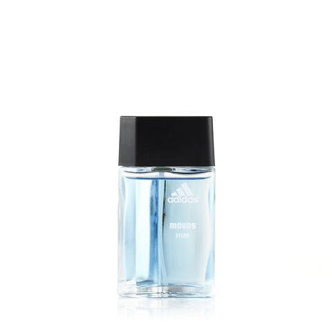 Adidas Moves Eau de Toilette Spray for Men by Adidas 1.7 oz.