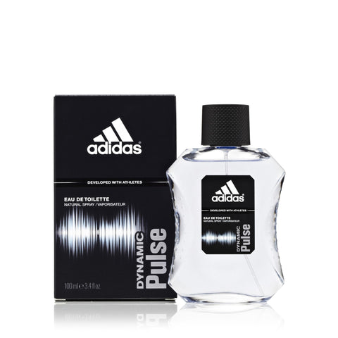 Adidas Dynamic Pulse Eau de Toilette Mens Spray 3.4 oz.image