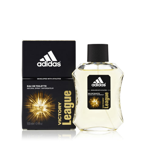 Adidas Victory League Eau de Toilette Mens Spray 3.4 oz.image