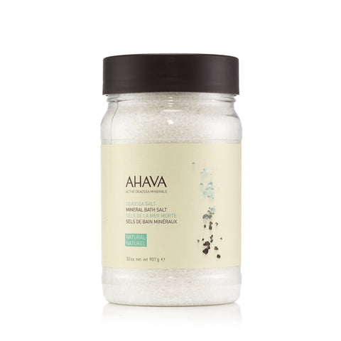 Dead Sea Salt Mineral Bath Salt by Ahava
