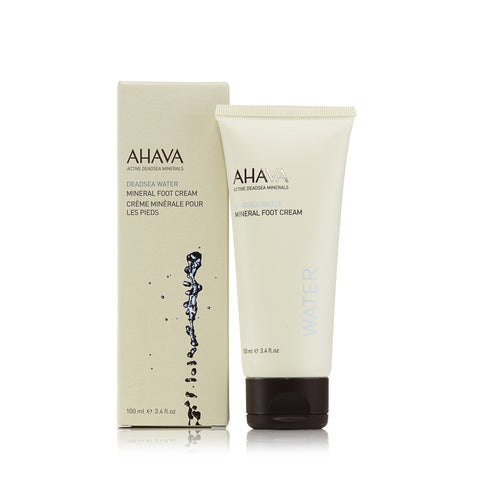 Dead Sea Water Mineral Foot Cream by Ahava 3.4 oz.