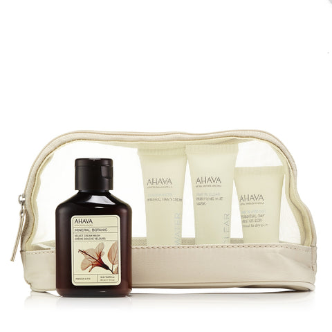 Face and Body Essentials Starter Set by Ahava