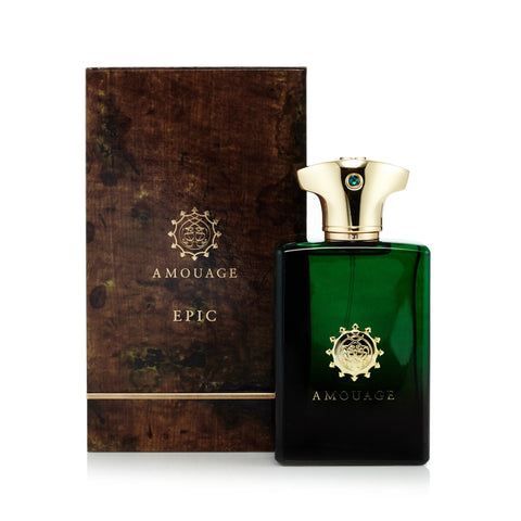 Epic Eau de Parfum Spray for Men by Amouage 3.4 oz.