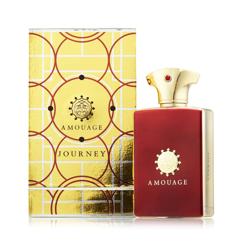 Journey Eau de Parfum Spray for Men by Amouage 3.4 oz.
