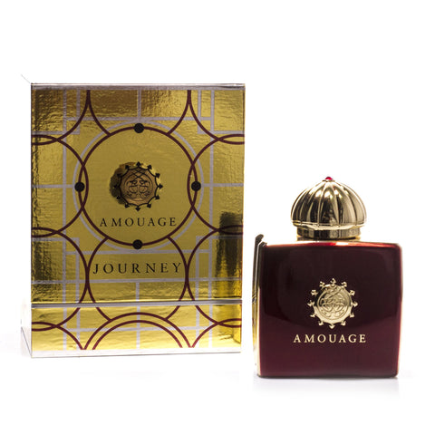 Journey Eau de Parfum Spray for Women by Amouage 3.4 oz.