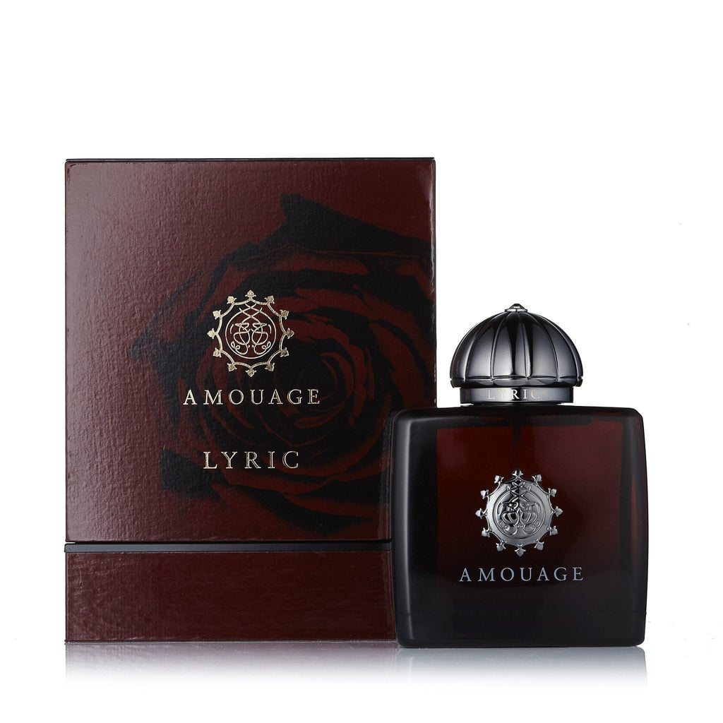 Lyric Eau de Parfum Spray for Women by Amouage 3.4 oz.