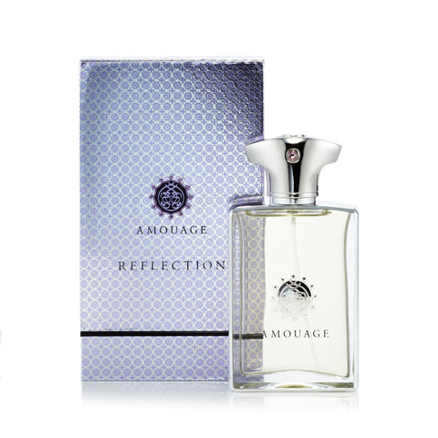 Reflection Eau de Parfum Spray for Men by Amouage 3.4 oz.