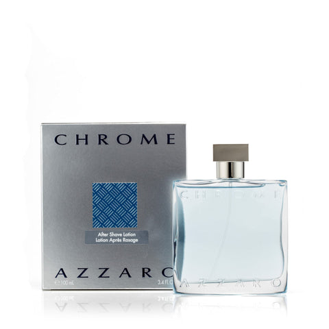Azzaro Chrome After Shave Mens  3.3 oz.image