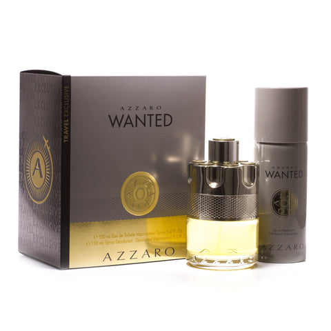 Wanted Gift Set for Men by Azzaro 3.4 oz.image