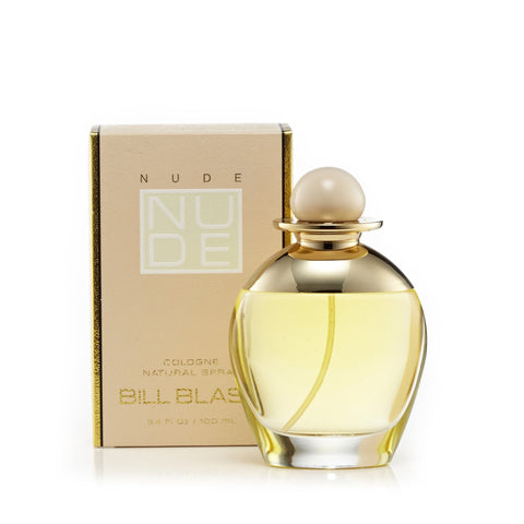 Bill Blass Nude Cologne Womens Spray 3.4 oz.