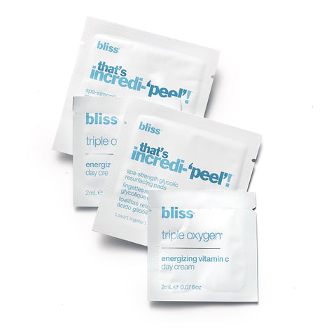 Facial in a Box by Bliss