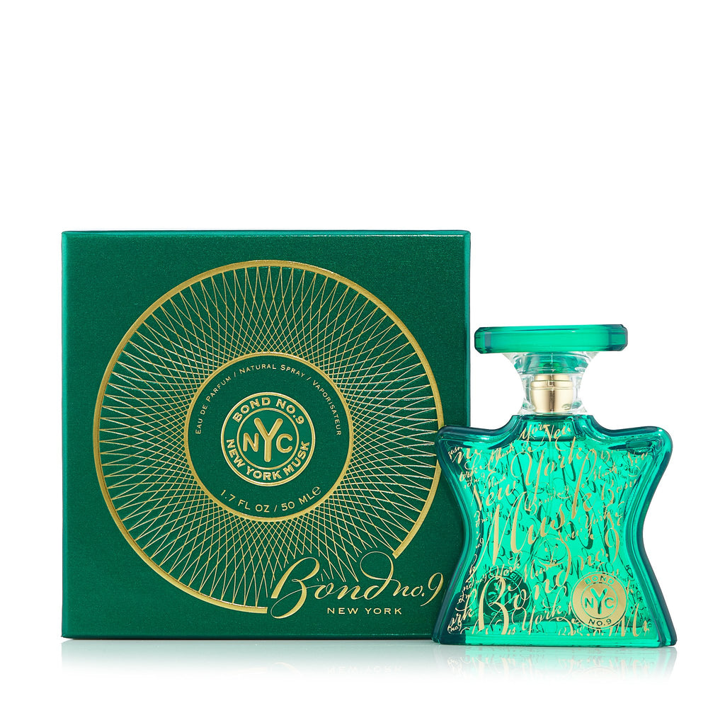 New York Musk Eau de Parfum Spray for Women and Men by Bond No.9 1.7 oz.