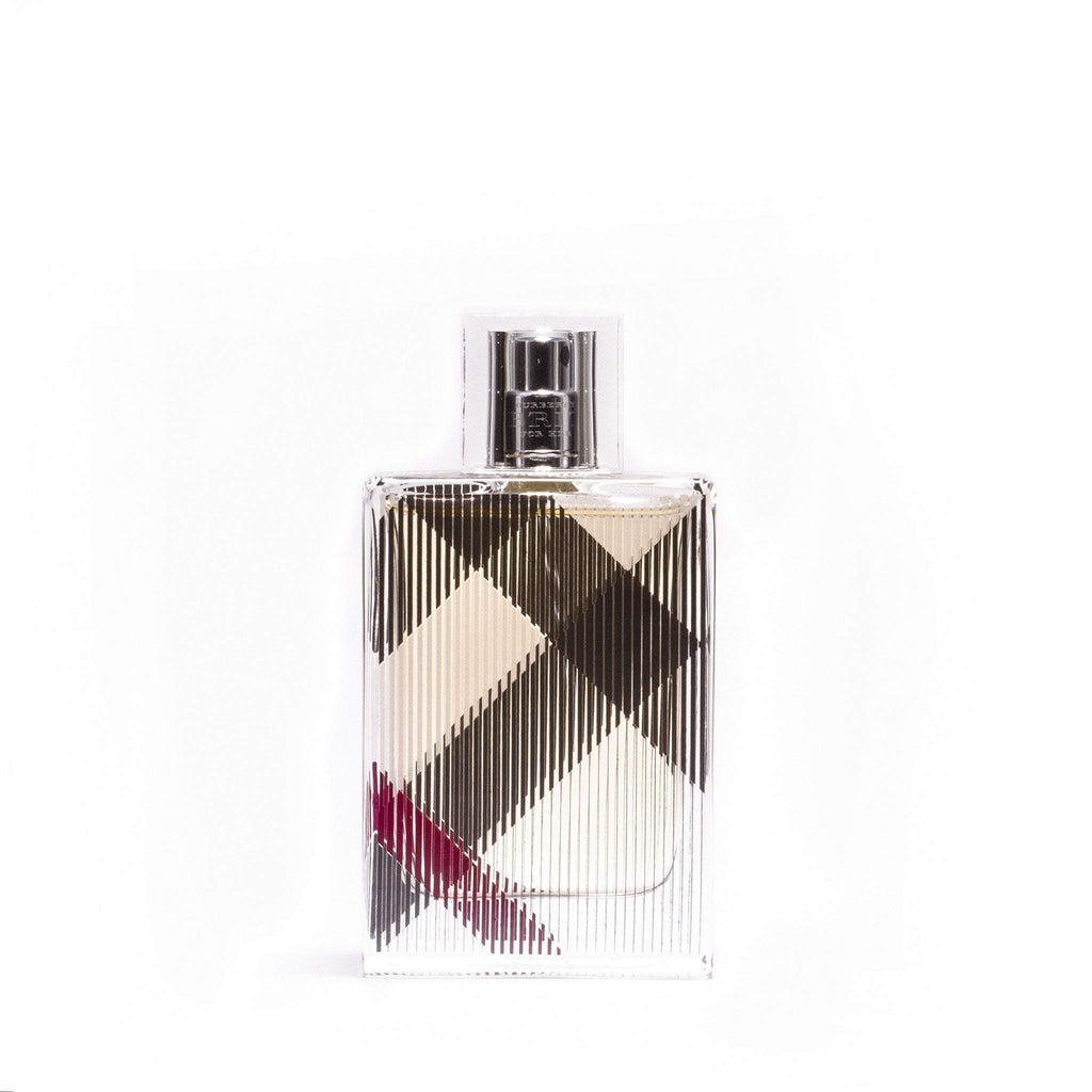 Brit Eau de Parfum Spray for Women by Burberry 1.7 oz.