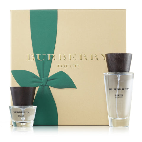 Touch Set for Men by Burberry 3.3 oz.