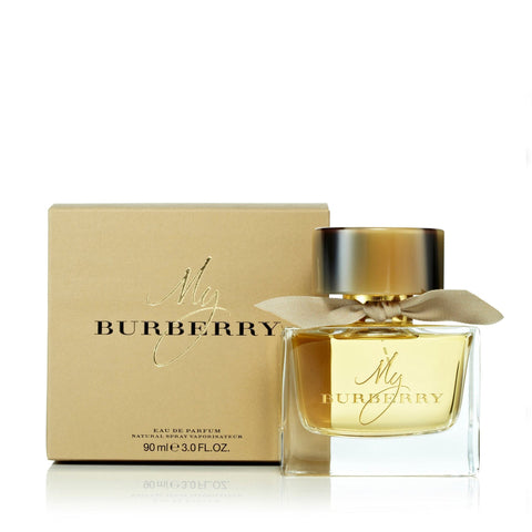 Burberry My Burberry Eau de Parfum Womens Spray 3.0 oz.
