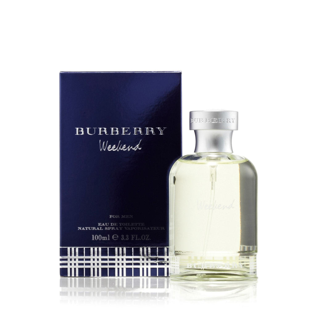 Burberry Weekend Eau de Toilette Mens Spray 3.4 oz.