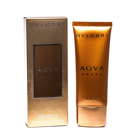 Aqva Amara After Shave Balm for Men by Bvlgari 3.4 oz.image