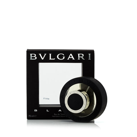 Black Eau de Toilette Spray for Women and Men by Bvlgari 2.5 oz.