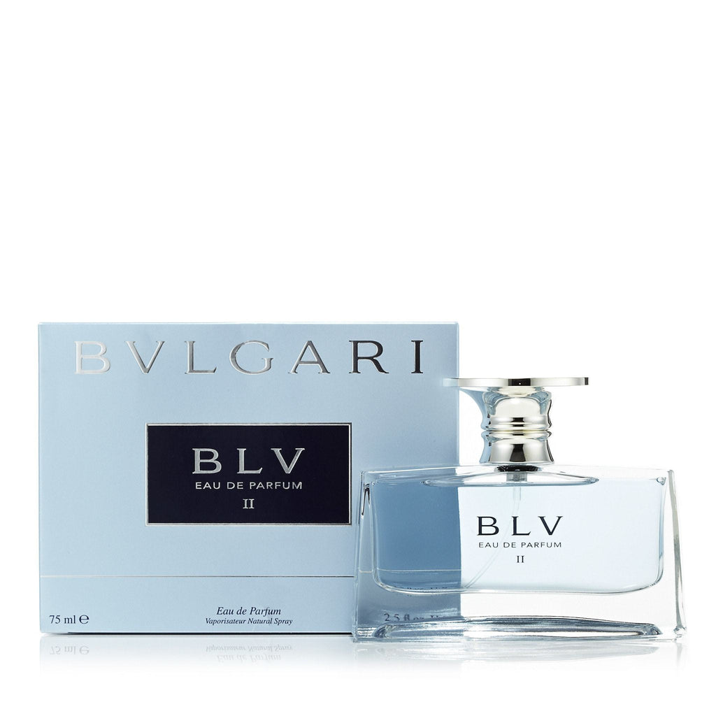 Bvlgari Blv Ii Eau de Parfum Womens Spray 2.5 oz.