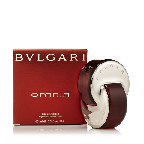 Omnia Eau de Parfum Spray for Women by Bvlgari 2.2 oz