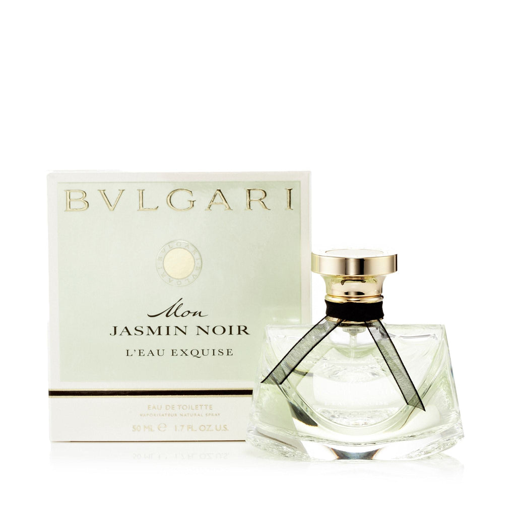 Bvlgari Jasmin Noir Mon L'Eau Exquise Eau de Toilette Womens Spray 1.7 oz.