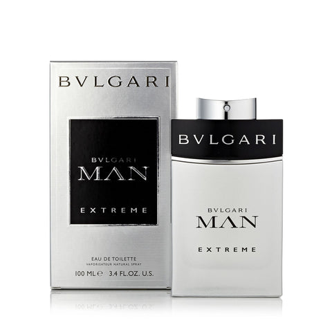 Man Extreme Eau de Toilette Spray for Men by Bvlgari 3.4 oz.
