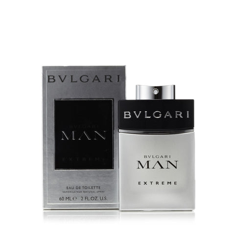 Bvlgari Man Extreme Eau de Toilette Mens Spray 2.0 oz.