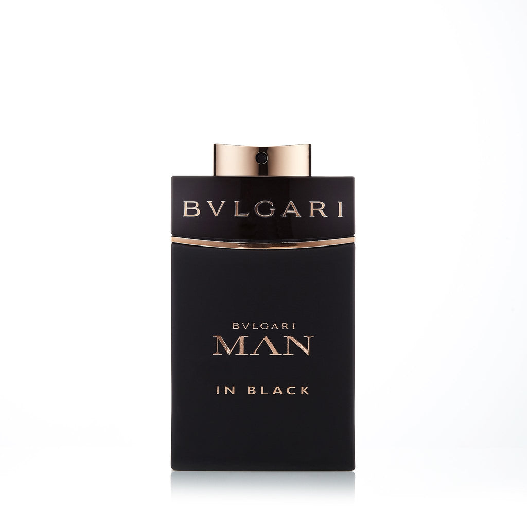 Man in Black Eau de Parfum Spray for Men by Bvlgari 3.4 oz.