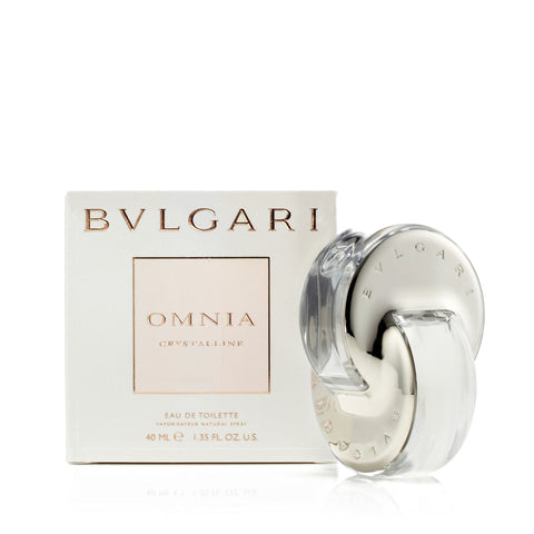 Bvlgari Omnia Crystalline Eau de Toilette Womens Spray 1.3 oz.