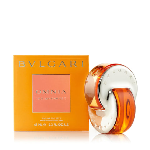 Omnia Indian Garnet Eau de Toilette Spray for Women by Bvlgari 2.2 oz.