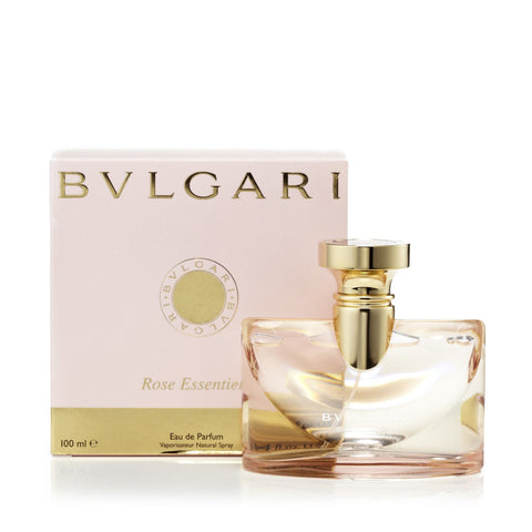Bvlgari Rose Essentielle Eau de Parfum Womens Spray 3.4 oz.