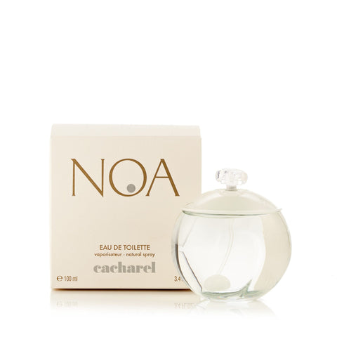NOA Eau de Toilette Spray for Women by Cacharel 3.4 oz.