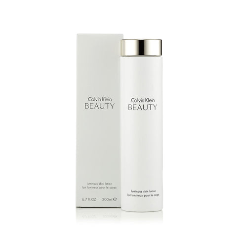Beauty Body Lotion for Women by Calvin Klein 6.7 oz.