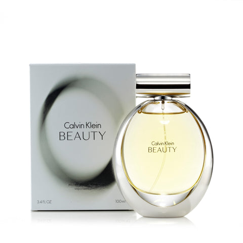 Calvin Klein Beauty Eau de Parfum Womens Spray 3.4 oz.