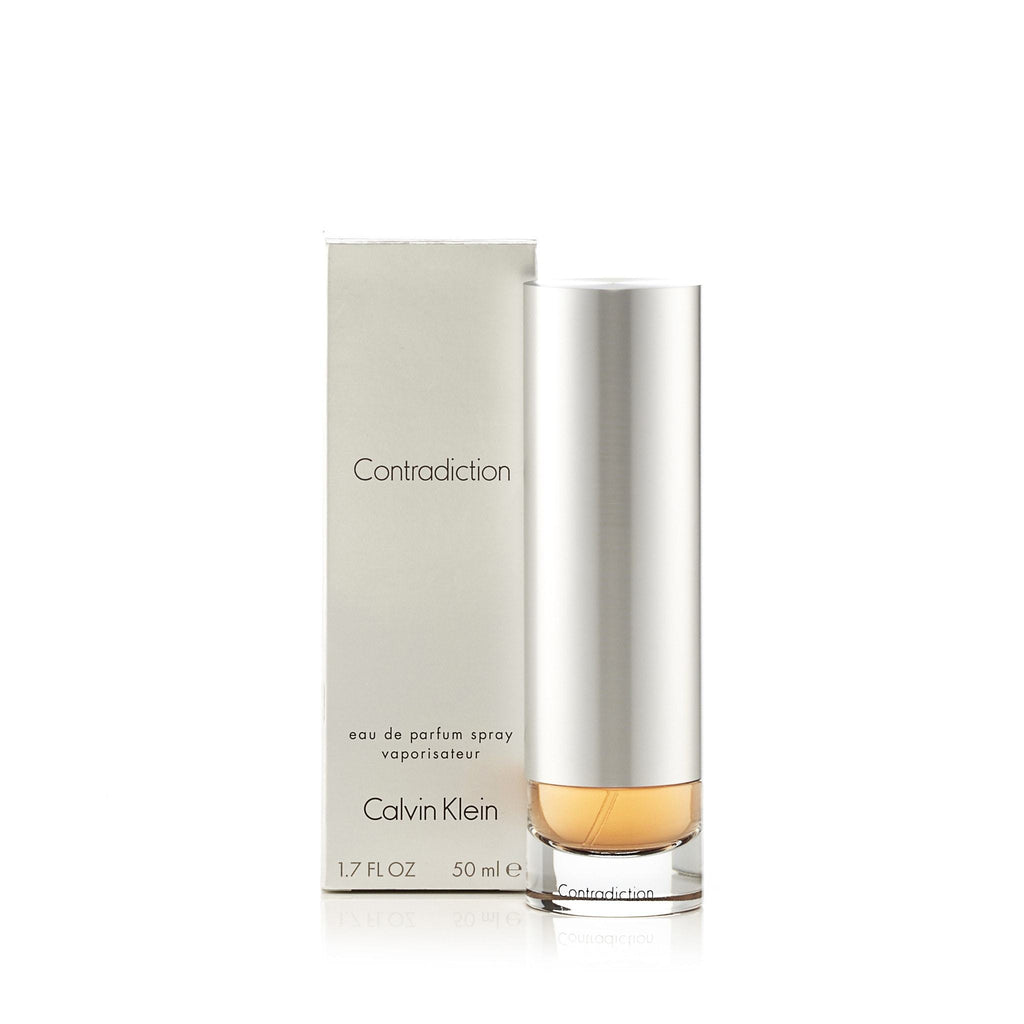 Contradiction Eau de Parfum Spray for Women by Calvin Klein 1.7 oz.