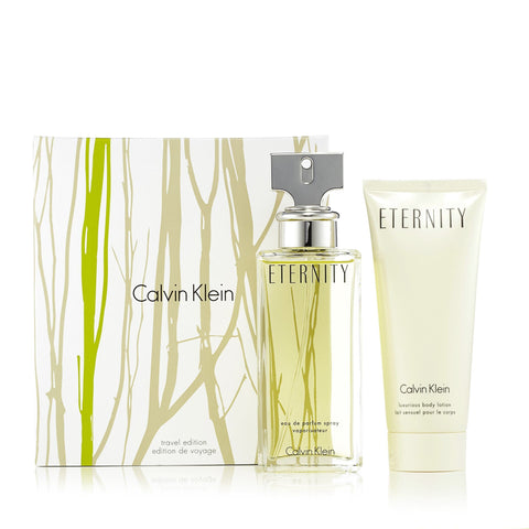Eternity Gift Set for Women by Calvin Klein 3.4 oz.