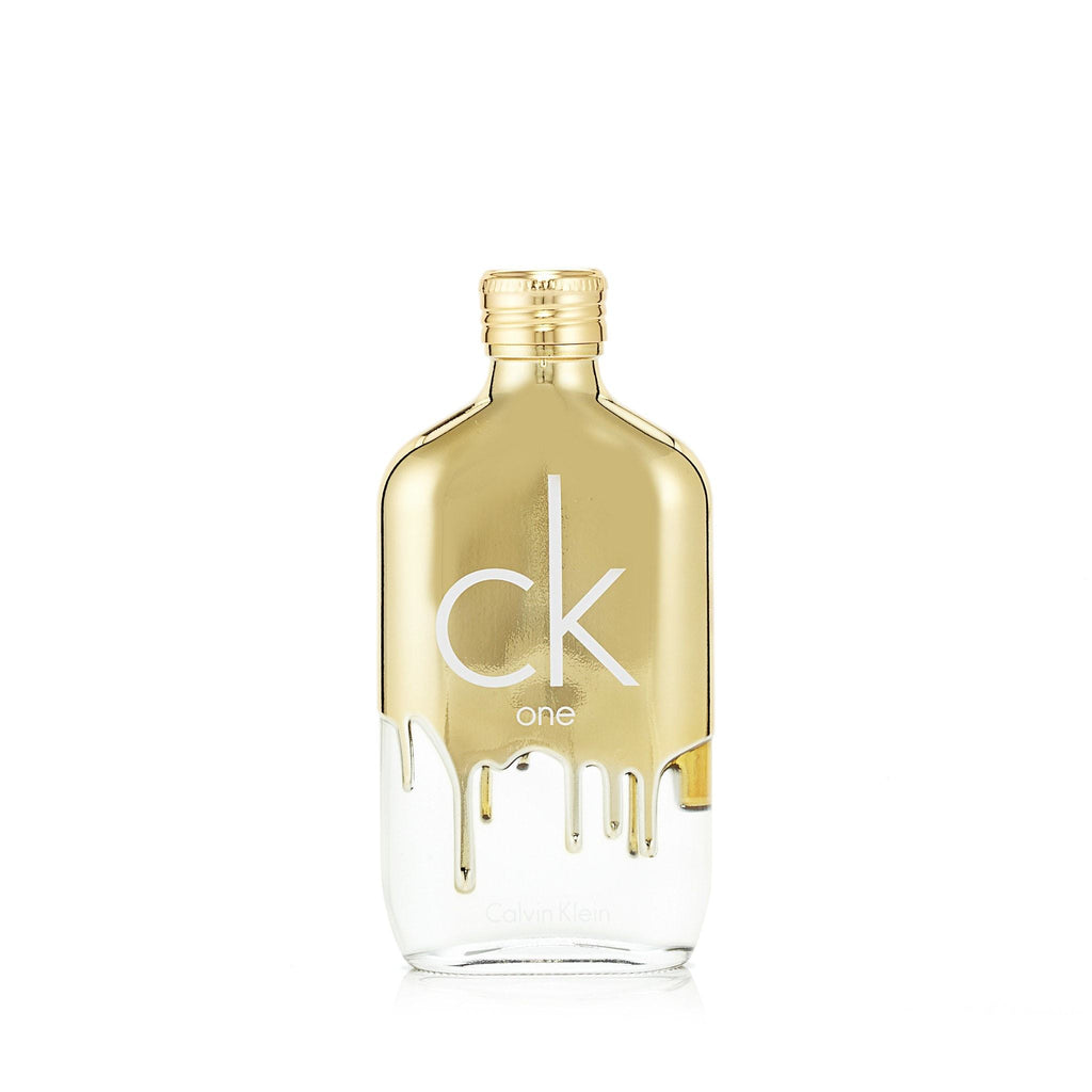 CK One Gold Eau de Toilette Spray for Women and Men by Calvin Klein 3.4 oz.