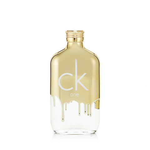 CK One Gold Eau de Toilette Spray for Women and Men by Calvin Klein 6.7 oz.