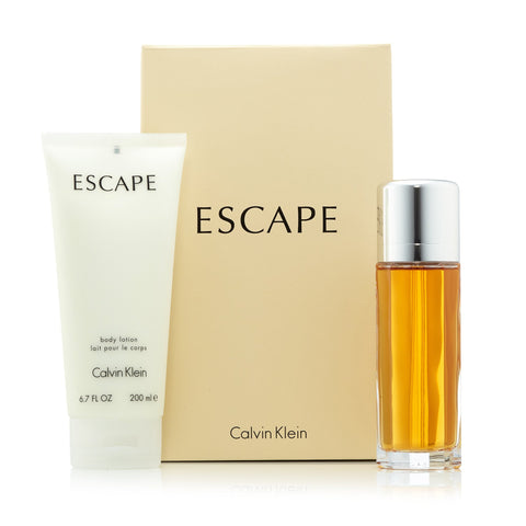 Escape Gift Set for Women by Calvin Klein 3.3 oz.
