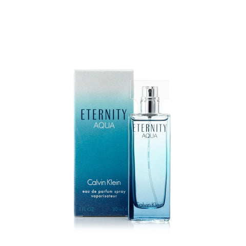 Calvin Klein Eternity Aqua Eau de Parfum Womens Spray 1.0 oz.image