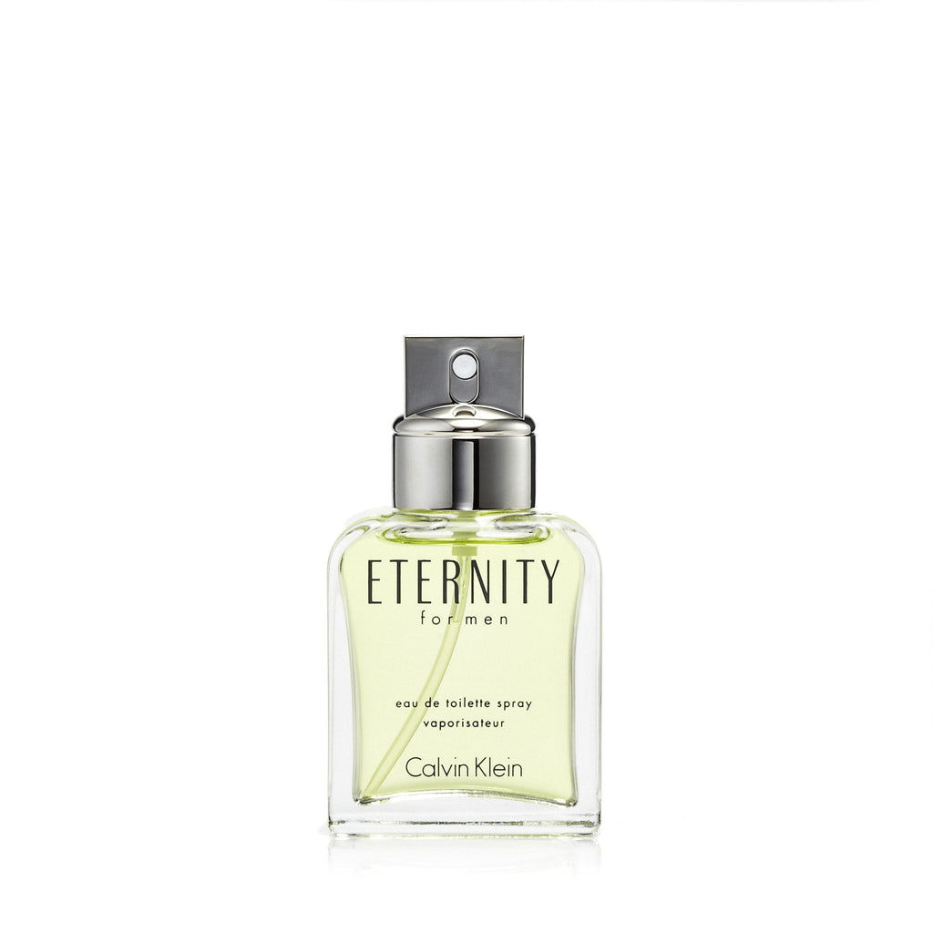 Calvin Klein Eternity Eau de Toilette Mens Spray 1.7 oz.