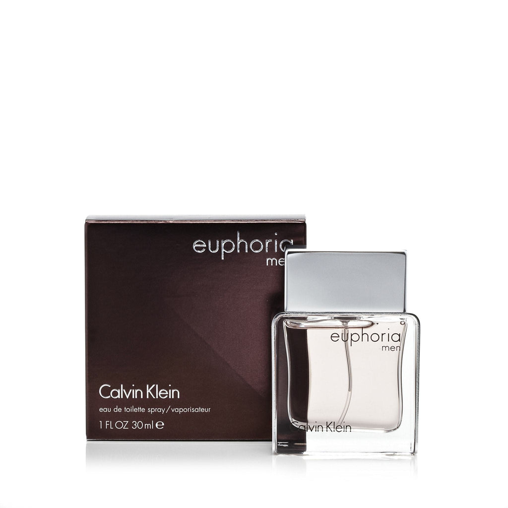 Calvin Klein Euphoria Eau de Toilette Mens Spray 1.0 oz.