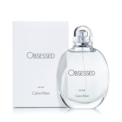Obsessed Eau de Toilette Spray for Men by Calvin Klein 3.4 oz.image